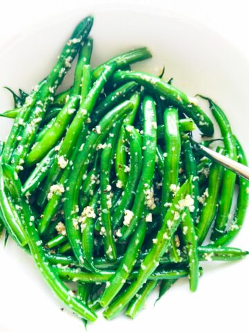 Easy Green Beans Finished Green Beans 3